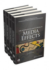 Omslag - The International Encyclopedia of Media Effects