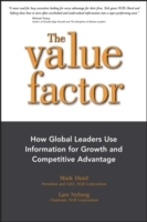The Value Factor av Mark Hurd og Lars Nyberg (Heftet)