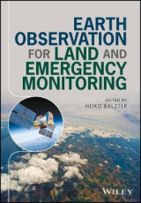 Omslag - Earth Observation for Land and Emergency Monitoring