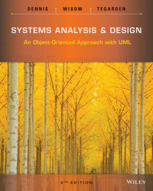 Systems Analysis and Design av Alan Dennis, Barbara Haley Wixom og David P. Tegarden (Heftet)