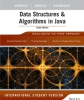 Data Structures and Algorithms in Java av Michael T. Goodrich, Roberto Tamassia og Michael H. Goldwasser (Heftet)