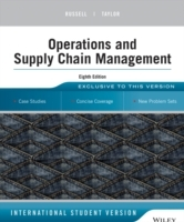 Operations Management: Creating Value Along the Supply Chain av Roberta S. Russell og Bernard W. Taylor (Heftet)