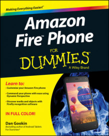 Amazon Fire Phone For Dummies av Dan Gookin (Heftet)