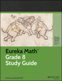 Eureka Math Grade 8 Study Guide: Grade 8 study guide av Great Minds og Common Core (Heftet)