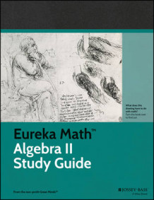 Eureka Math Algebra II Study Guide: Study guide av Great Minds og Common Core (Heftet)
