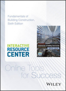 Interactive Resource Center Access Card for Fundamentals of Building Construction: Materials and Methods, 6e av Architect and Lecturer Edward Allen og Joseph Iano (Heftet)
