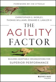The Agility Factor av Christopher G. Worley, Thomas D. Williams og Lawler (Innbundet)