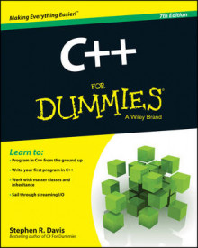 C++ For Dummies av Stephen R. Davis (Heftet)