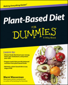 Plant-Based Diet For Dummies av Marni Wasserman og Consumer Dummies (Heftet)