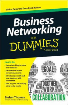 Business Networking For Dummies(R) av Stefan Thomas (Heftet)