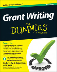 Grant Writing For Dummies av Beverly A. Browning (Heftet)