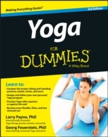 Yoga for Dummies, 3rd Edition av Payne, Feuerstein og Consumer Dummies (Heftet)