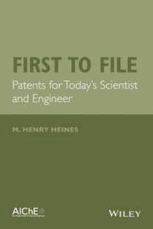 First to File av M.Henry Heines (Innbundet)
