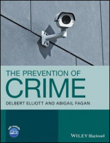 Omslag - The Prevention of Crime