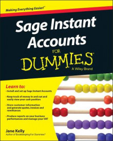 Sage Instant Accounts For Dummies av Jane E. Kelly (Heftet)