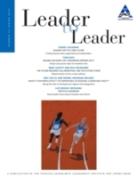 Leader to Leader (LTL), Volume 72, Spring 2014 av Frances Hesselbein Leadership Institute og LTL (Heftet)