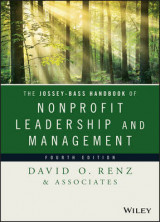 Omslag - The Jossey-Bass Handbook of Nonprofit Leadership and Management