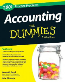 1,001 Accounting Practice Problems For Dummies av Kenneth Boyd og Kate Mooney (Heftet)