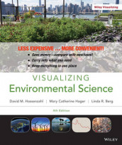 Visualizing Environmental Science 4E Binder Ready Version with WileyPlus Card av Linda R. Berg (Heftet)