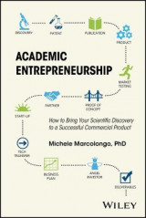 Omslag - Academic Entrepreneurship