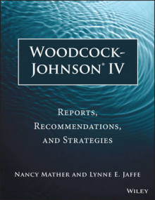 Woodcock-Johnson IV av Nancy Mather og Lynne E. Jaffe (Heftet)