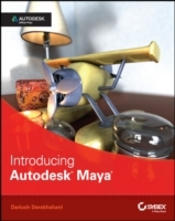 Introducing Autodesk Maya 2015 av Dariush Derakhshani (Heftet)