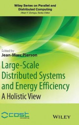 Omslag - Large-Scale Distributed Systems and Energy Efficiency