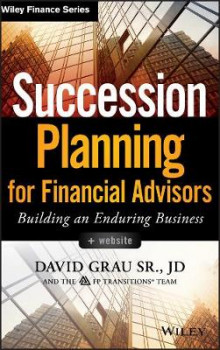 Succession Planning for Financial Advisors av David Grau (Innbundet)