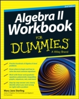 Algebra II Workbook for Dummies, 2nd Edition av Mary Jane Sterling (Heftet)