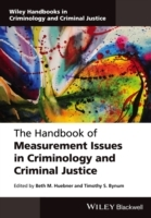 Omslag - The Handbook of Measurement Issues in Criminology and Criminal Justice