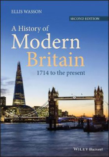 A History of Modern Britain av Ellis Wasson (Heftet)