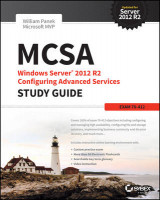 Omslag - MCSA Windows Server 2012 R2 Configuring Advanced Services Study Guide