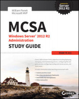 Omslag - MCSA Windows Server 2012 R2 Administration Study Guide