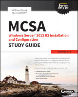 Omslag - MCSA Windows Server 2012 R2 Installation and Configuration Study Guide