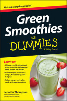 Green Smoothies For Dummies av Consumer Dummies og Jennifer Thompson (Heftet)