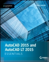 AutoCAD 2015 and AutoCAD LT 2015 Essentials av Scott Onstott (Heftet)
