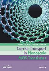 Omslag - Carrier Transport in Nanoscale MOS Transistors