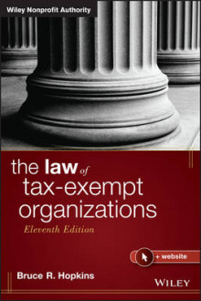 The Law of Tax-Exempt Organizations av Bruce R. Hopkins (Innbundet)