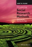 Introducing Social Research Methods - Essentials for Getting the Edge av Janet M. Ruane (Heftet)