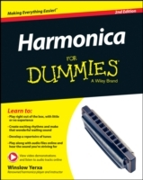 Harmonica For Dummies av Winslow Yerxa (Heftet)