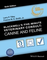 Blackwell's Five-Minute Veterinary Consult (Innbundet)