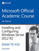 Omslag - 70-410 Installing and Configuring Windows Server 2012 R2 Lab Manual