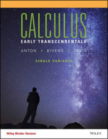 Calculus Early Transcendentals Single Variable, Binder Ready Version av Howard Anton, Irl C Bivens og Stephen Davis (Perm)
