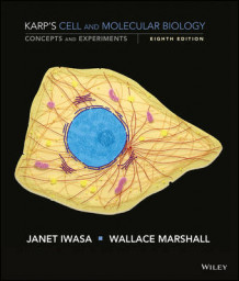 Cell and Molecular Biology Eighth Edition Binder Ready Version av Gerald Karp, Janet Iwasa og Wallace Marshall (Perm)