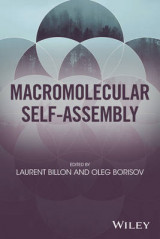 Omslag - Macromolecular Self-Assembly