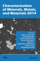 Characterization of Minerals, Metals, and Materials 2014 (Innbundet)