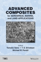 Advanced Composites for Aerospace, Marine, and Land Applications av TMS (Innbundet)