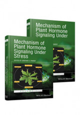 Omslag - Mechanism of Plant Hormone Signaling Under Stress