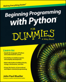 Beginning Programming with Python For Dummies av John Paul Mueller (Heftet)