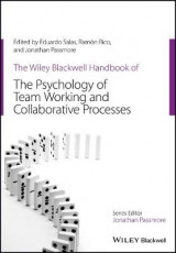 Omslag - The Wiley-Blackwell Handbook of the Psychology of Team Working and Collaborative Processes
